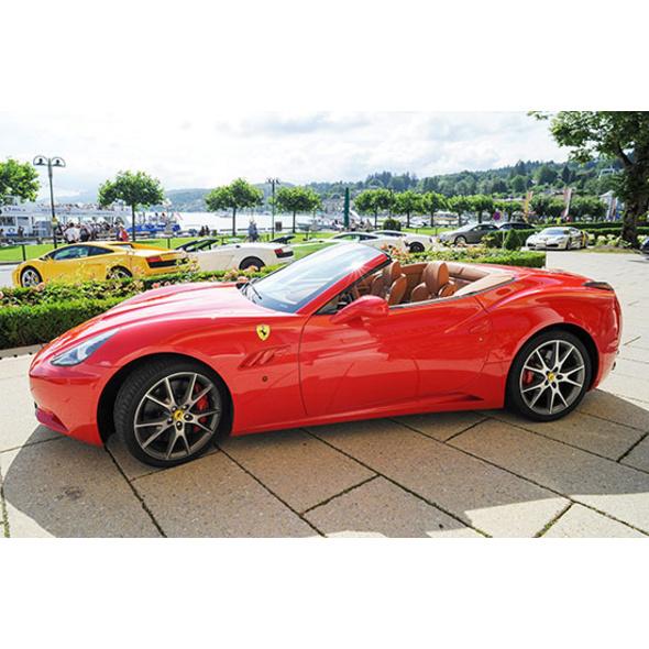 Ferrari selber fahren in Österreich (30 Min.)