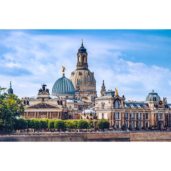 Frühstück & Panometer Dresden für 2