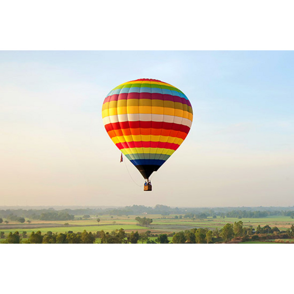 Exklusive Ballonfahrt in Ulm für 2