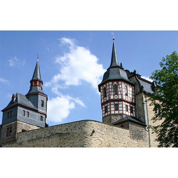 Schlossübernachtung in Romrod für 2