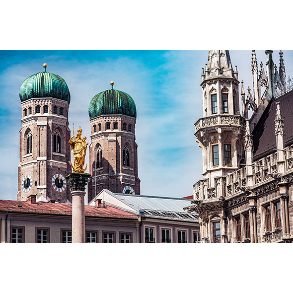 Interaktive Stadtführung München (2,5 Stunden)