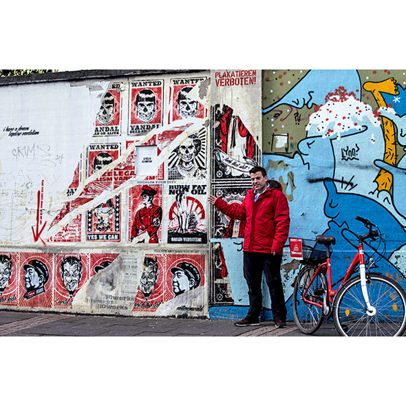 Streetart Tour durch Köln
