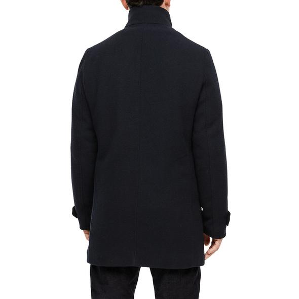 Kurzmantel im Wollmix - Mantel