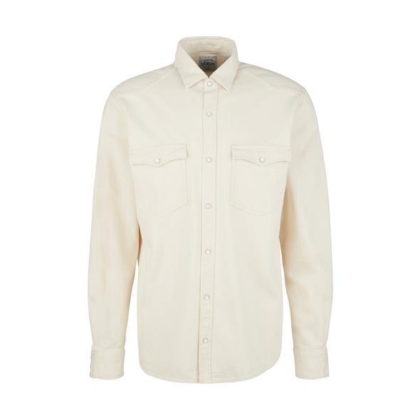 Regular Fit: Hemd aus Denim - Jeanshemd