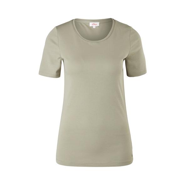 T-Shirt aus Jersey - T-Shirt