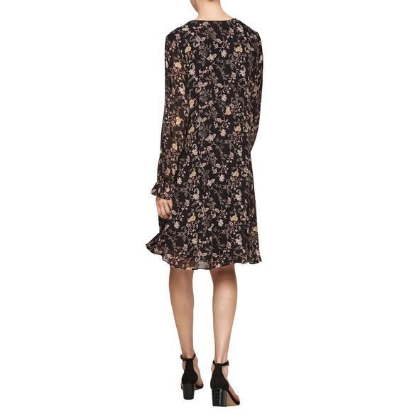 Chiffonkleid aus Viskose - Kleid