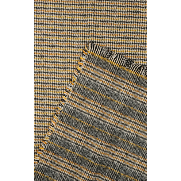 Schal - Yellow Check