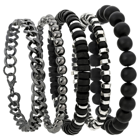 Armband - Black Set