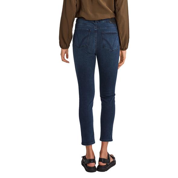 Skinny: Jeans mit Schlüsselanhänger - Jeans