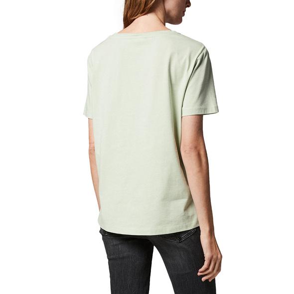 T-Shirt mit Fotoprint - Jerseyshirt