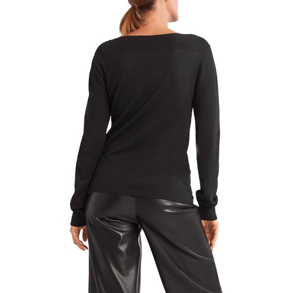 Pullover mit Strickmuster - Feinstrickpullover