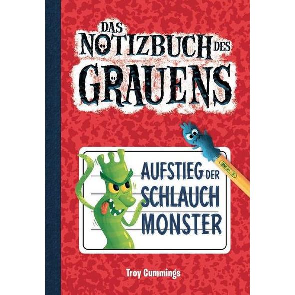 Notizbuch des Grauens Band 1