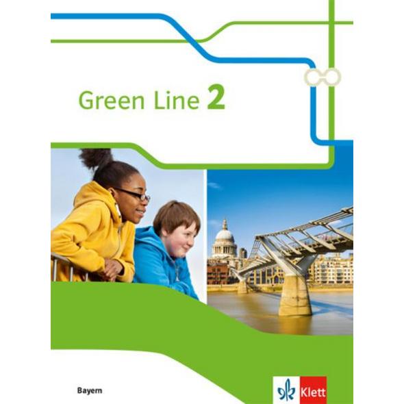 Green Line 2. Ausgabe Bayern