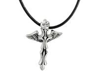 Herren Kette - Angel Cross