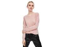 Pullover mit Strukturmuster - Strickpullover
