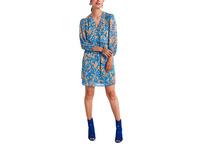 Leichtes Blusenkleid aus Chiffon - Blusenkleid