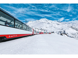 Glacier Express Reise für 2 (6 Tage)