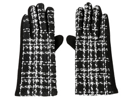 Handschuhe - Tweed-Design
