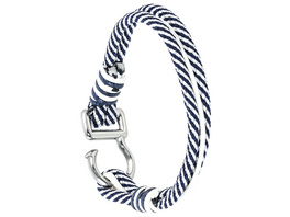 Armband - Blue and White