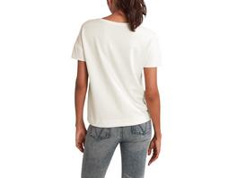 Sweatshirt mit Stickerei - Sweat-Kurzarm-Sweatshirt