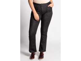 Jeans Marie, 4-Pocket-Form, Bootcut, Biobaumwolle