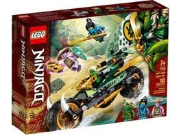 LEGO® NINJAGO® 71745 - Lloyds Dschungel-Bike, 2-in-1-Spielset, Bau Set,