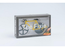 Fixie Pizza Cutter - Bumblebee Pizzaschneider