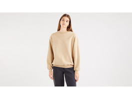 MELROSE  SLOUCHY CREW INCENSE GARMENT DY